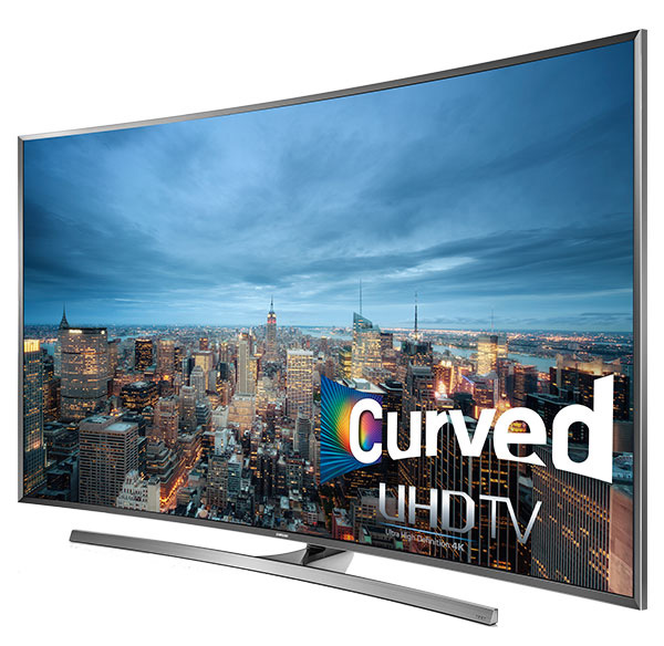 Samsung UE65JU7500  165CM 4K 3D SMART LED TV ! AKCIÓ!