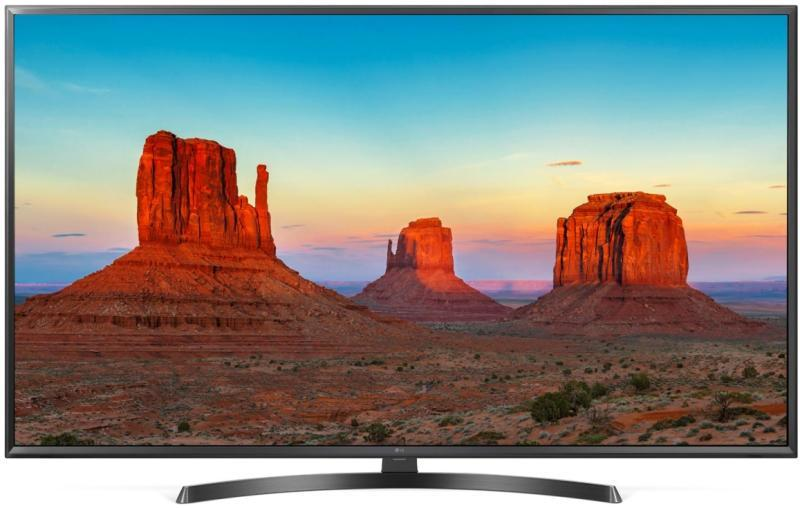 Lg (50UK6470PLC)  AKCIÓ!!127CM 4K, WIFI SMART !, 50UK6470PLC