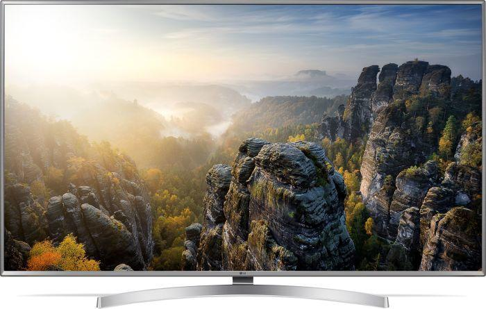 Lg (50UK6950PLB)  AKCIÓ!!125CM 4K, WIFI SMART !PRÉMIUM !, 50UK6950PLB