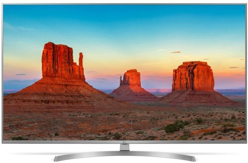 Lg (49UK7550PLA)   AKCIÓ!!125CM 4K, WIFI SMART !PRÉMIUM ! , 49UK7550MLA