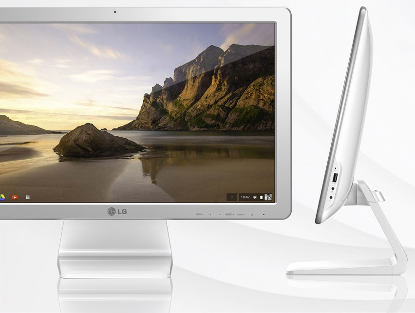 Lg All In One PC (LG22V24)
