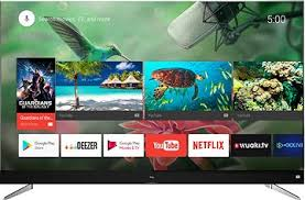 TCL (Thomson) U75C7006 190CM ! 4K, WIFI, SMART ! PRÉMIUM !